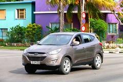 Hyundai ix35 Stock Photo