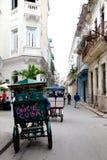 Havana Cuba Street Scene Royalty Free Stock Photos