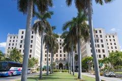 Havana Cuba - ottobre 2016 Immagini Stock Libere da Diritti