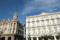 Havana Cuba Traditional Colonial Architecture Imagen de archivo libre de regalías