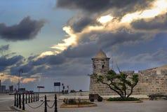 Havana fort Stock Image