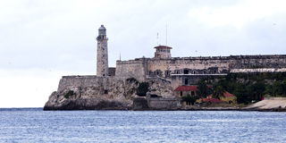 Havana Fort royalty free stock photos