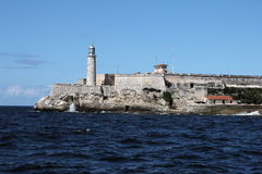 Havana Fort Royalty Free Stock Photo