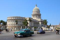 Havana Kuba Arkivfoton