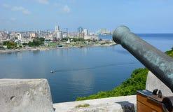 Havana From La Cabana Imagen de archivo