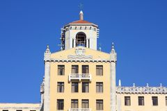 Havana landmark Royalty Free Stock Photography