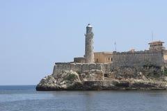 Havana morro Royalty Free Stock Photo