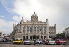 Havana, museu da revolução Imagem de Stock Royalty Free