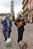 Havana musicians Stock Image