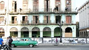 This is Havana, baby stock image