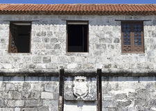 Havana Old Fort Royalty Free Stock Photography