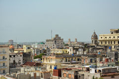 Havana panoramic view Stock Photo