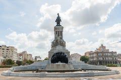 HAVANA, CUBA - OCTOBER 23, 2017: Havana Parque de los M�rtires Martyrs Park is the name of a park in Santa Clara, Cuba. Havana Parque de los M�rtires Royalty Free Stock Image