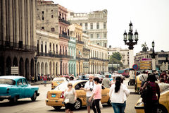 Havana Stock Photo
