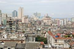 Havana rooftops, Cuba Royalty Free Stock Image