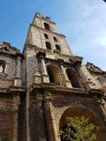 Havana`s churches Stock Photography