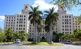 Havana`s Hotel Nacional de Cuba Stock Photo