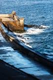 Havana's seafront Stock Photo