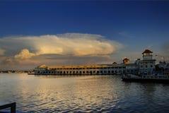 Havana-Schachtansicht lizenzfreie stockfotografie