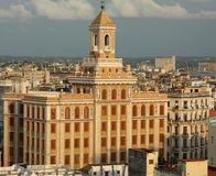 Havana Skyline Photographie stock