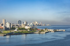 Havana Skyline Fotografía de archivo