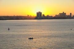 Havana skyline Royalty Free Stock Photo