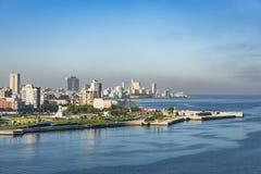 Havana skyline Stock Photography