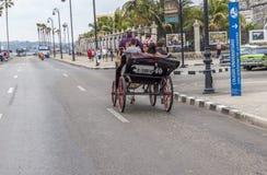 Havana Steet scene Stock Photos