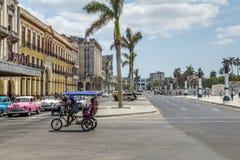 Havana Steet scene-22 Royalty Free Stock Photos