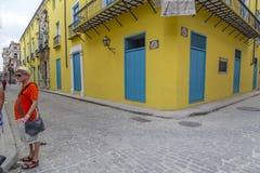 Havana Steet scene-50 Stock Images