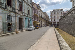 Havana Steet scene-53 Royalty Free Stock Images
