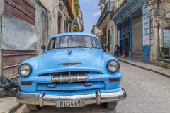 Havana Steet scene-14 Stock Photography