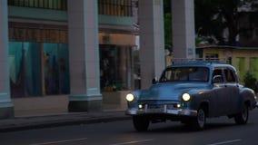 Havana-Straße stock footage