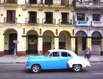 Havana Street Stock Photos
