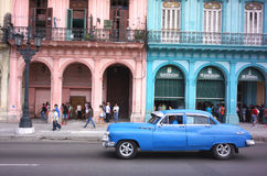 Havana Street Royalty Free Stock Photo