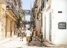 HAvana street scene Stock Images