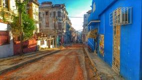 Havana Streets royalty-vrije stock afbeeldingen