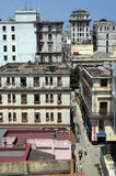 Havana streets royalty free stock images