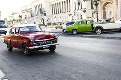 Havana streets, Cuba Stock Photography