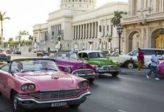 Havana streets, Cuba Stock Image