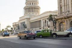 Havana streets, Cuba Royalty Free Stock Photo