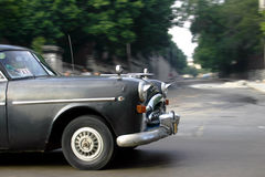 Havana Taxi Stock Photography
