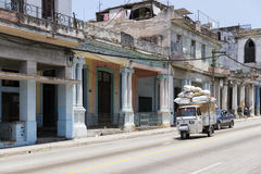Havana van Royalty Free Stock Image