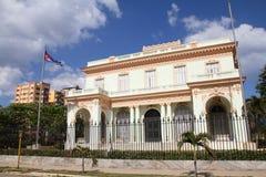 Havana - Vedado royalty free stock image