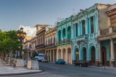 Havana velho Imagens de Stock Royalty Free