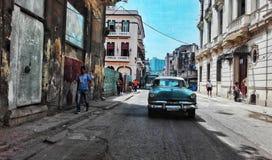Havana Vieja stock afbeeldingen