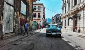 Havana Vieja images stock