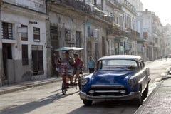 Havana Vieja Stock Foto's