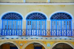 Havana vieja, old town, Cuba Royalty Free Stock Photography