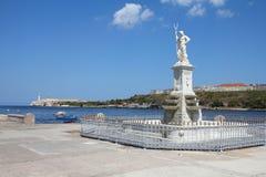 Havana waterfront Stock Images